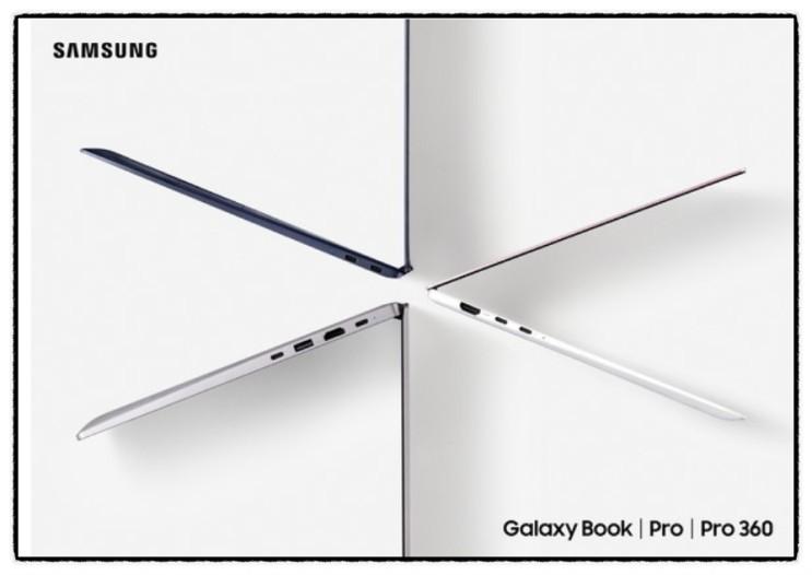 """삼성전자 갤럭시 북 시리즈 3종 선봬…""""글로벌 노트북 시장 공략"""""""