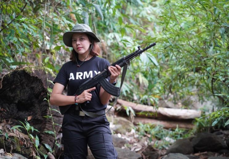 미얀마 쿠데타 100일 근황, 무장 혁명으로의 전환