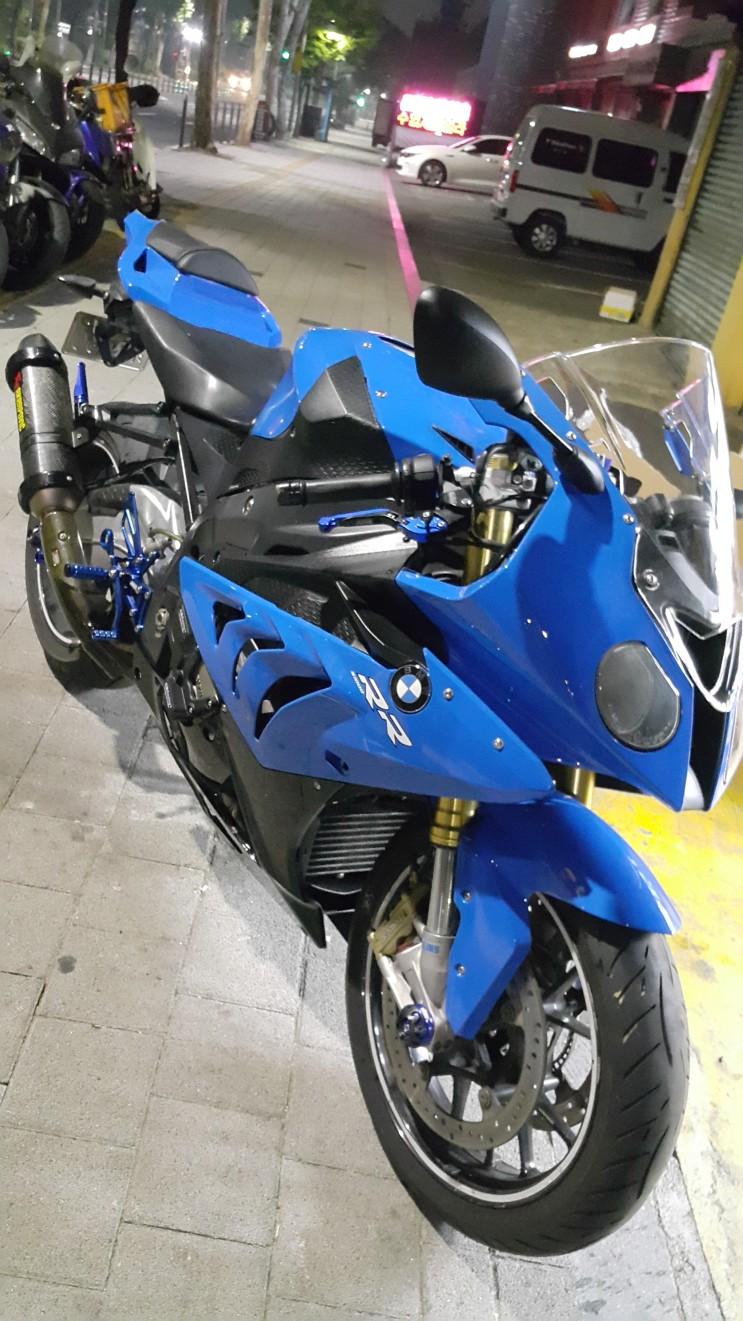 S1000RR 2010년 출고 .임시저장.