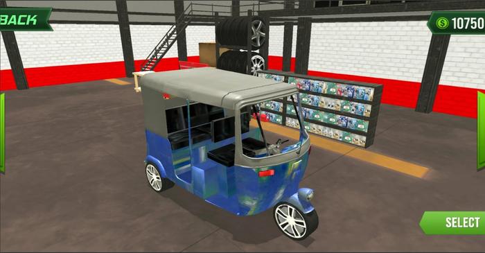 안드로이드용 삼륜 자동차 레이싱 게임 Modern Tuk Tuk Auto Rickshaws 무료정보