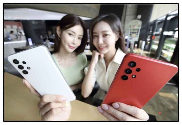 KT, 30만원대 5G 스마트폰 갤럭시 점프 사전 예약 실시