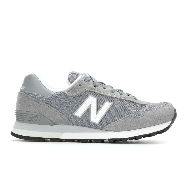 구매평 좋은 [미국 직구] New Balance WL515 Sneakers 여성 운동화 (Grey/Steel/Wht   B) 좋아요