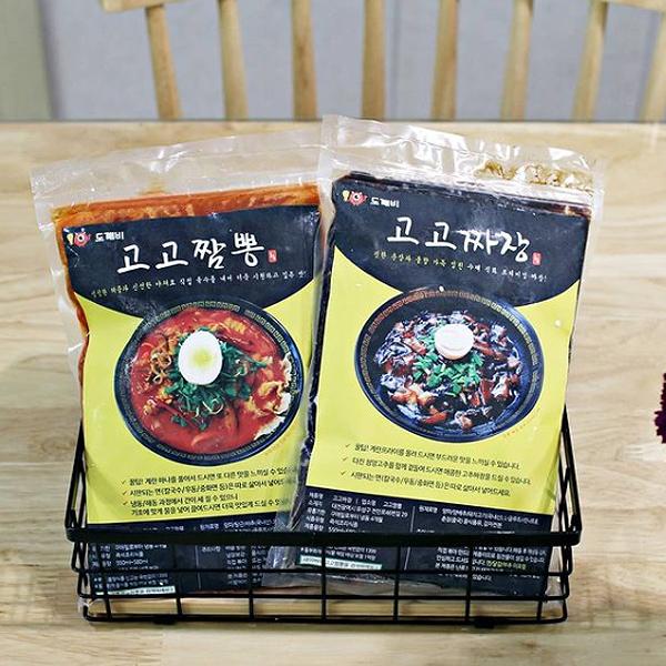 간편식/대전맛집 고고짬뽕, 고고짜장