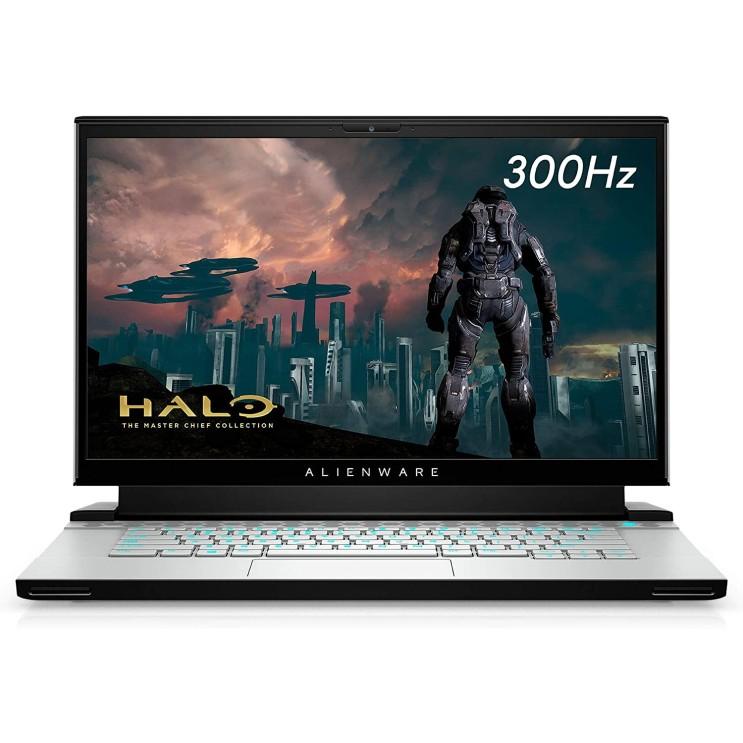인기 많은 AWm15-7418WHT-PUS Alienware m15 15.6 inch FHD Gaming Laptop Intel Core i7-10750H 10th Gen 16GB