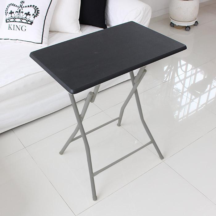 당신만 모르는 오에이데스크 접이식 사각 테이블 대 블랙 추천해요