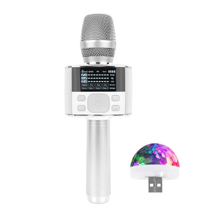 잘팔리는 도어스 미라클엠 사은품4종 Aux MR FM 리액션 음성변조 풀기능 M100 황정음마이크, M100화이트 추천합니다