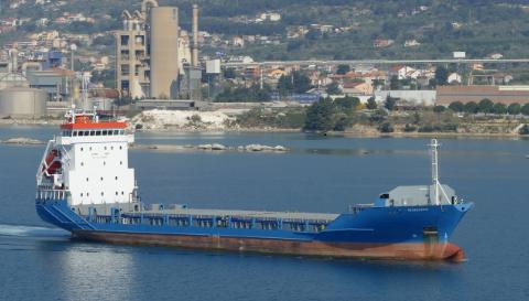 선박매매 중고선박매매 BUILT 2000 DWT 3,739  GENERAL CARGO선 네델란드선박매매