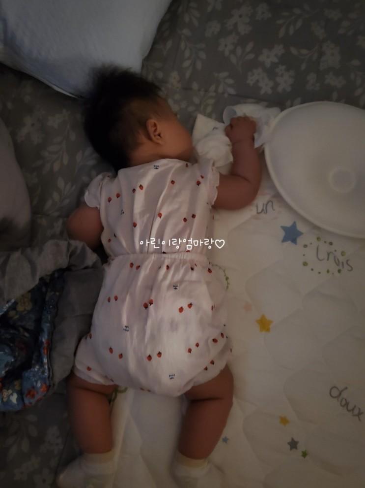 117일차-모유수유 수유텀, 육아푸념, 밤잠, 낮잠, 원더윅스