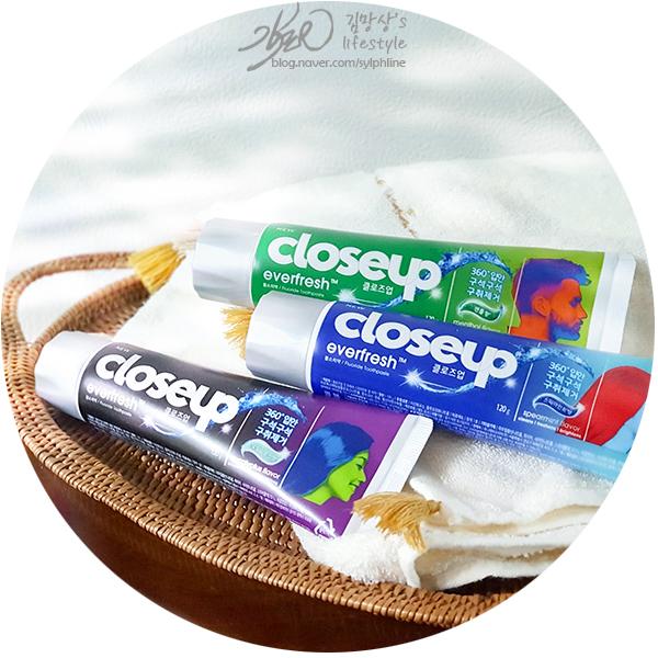 입냄새 관리 최적화, 상쾌한 치약 추천 클로즈업