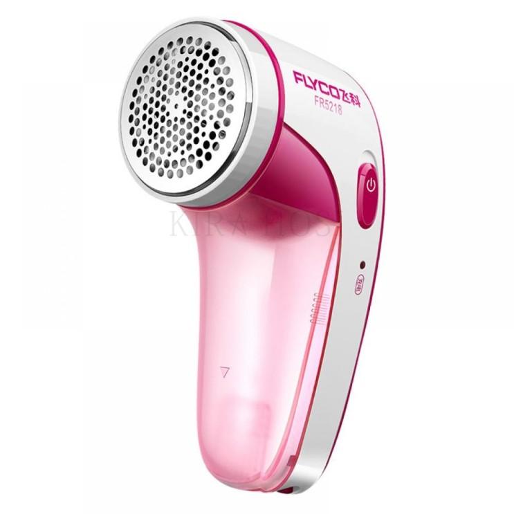 인지도 있는 kirahosi 전기 충전식 세탁소용 강력 보풀제거기 미니 휴대용 10 BEgzd10, 1, 핑크*8 ···