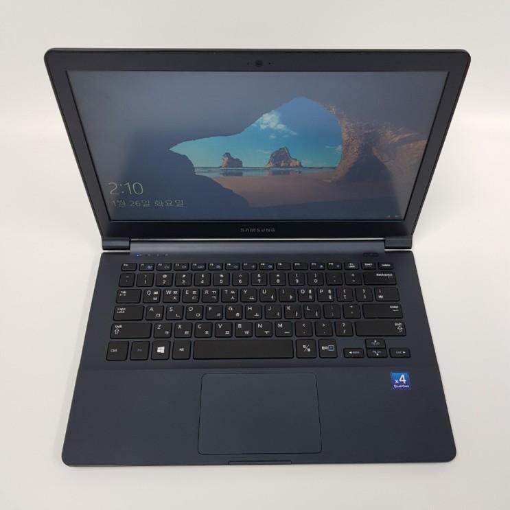 많이 찾는 삼성 쿼드코어 슬림형 라데온 그래픽 SSD 고사양 노트북, 4GB, SSD 128GB, Win10 ···