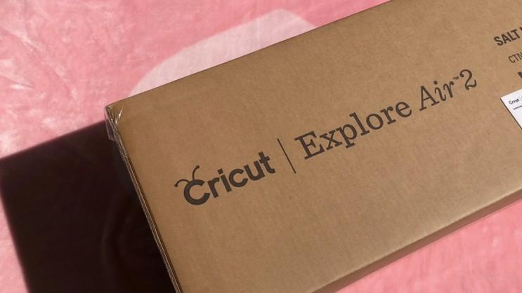 크리컷_[5] Cricut Explore Air2 (크리컷 익스플로러 에어2) 커팅기 언박싱