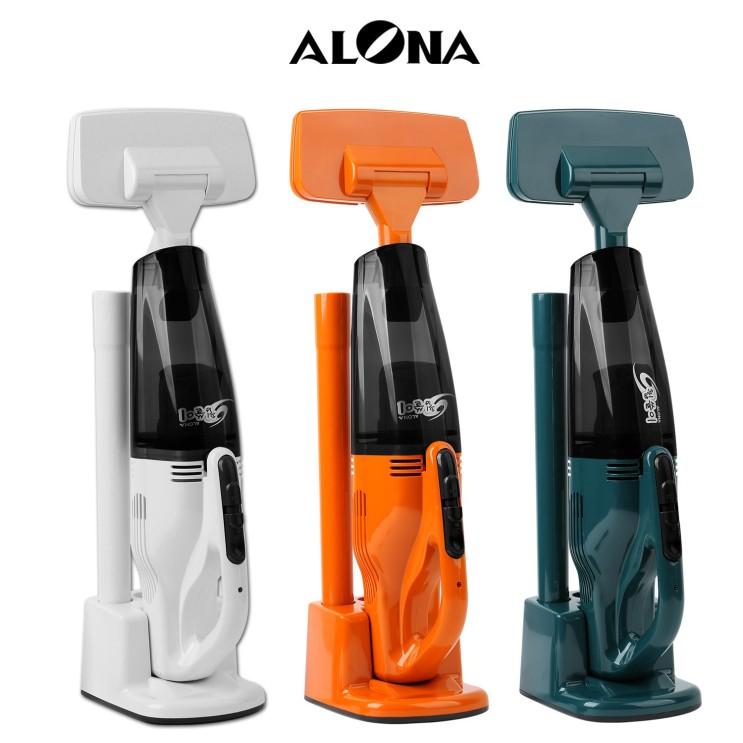 인기 많은 아로나 AL-6200 소형 원룸 가정용 미니 핸디형 무선 청소기, AL-6200(그린) 좋아요