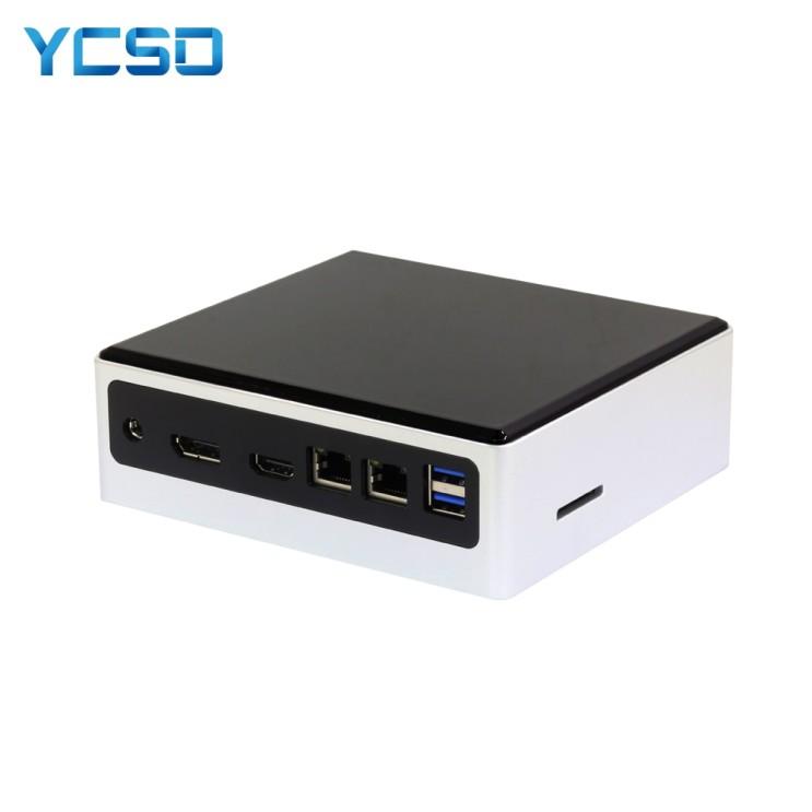 가성비갑 미니데스크탑 Mini Pc Intel Core i7 10510U 8650U 8550U i5 Linux Thin Client Micro Desktop Computers Be