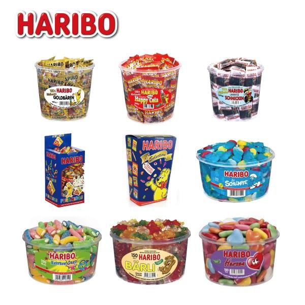 의외로 인기있는 하리보 젤리 발라 대용량팩 150개 48종 Haribo, 판타지아 스낵박스 1kg 좋아요