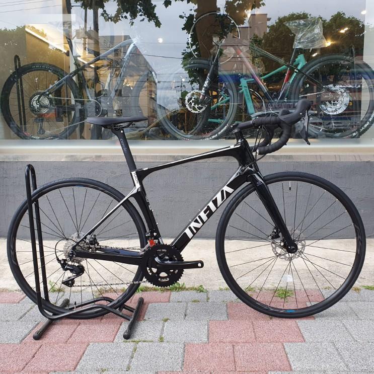 2021년 알톤 인피자 유콘-D 105 카본 22단 로드 카본 시마노 로드 자전거 출퇴근 중급 가성비 추천