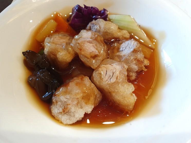 삼청동 맛집 모던 중식당 길운구락부 프라이빗 룸에서 먹는 런치코스