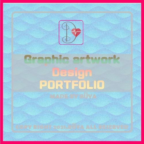 Graphic artwork Design PORTFOLIO