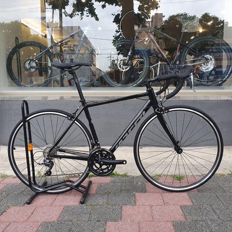 2021 예거 메티1 16단 카본포크 로드 자전거 입문용 출퇴근 가성비 클라리스 시마노 사이클 추천