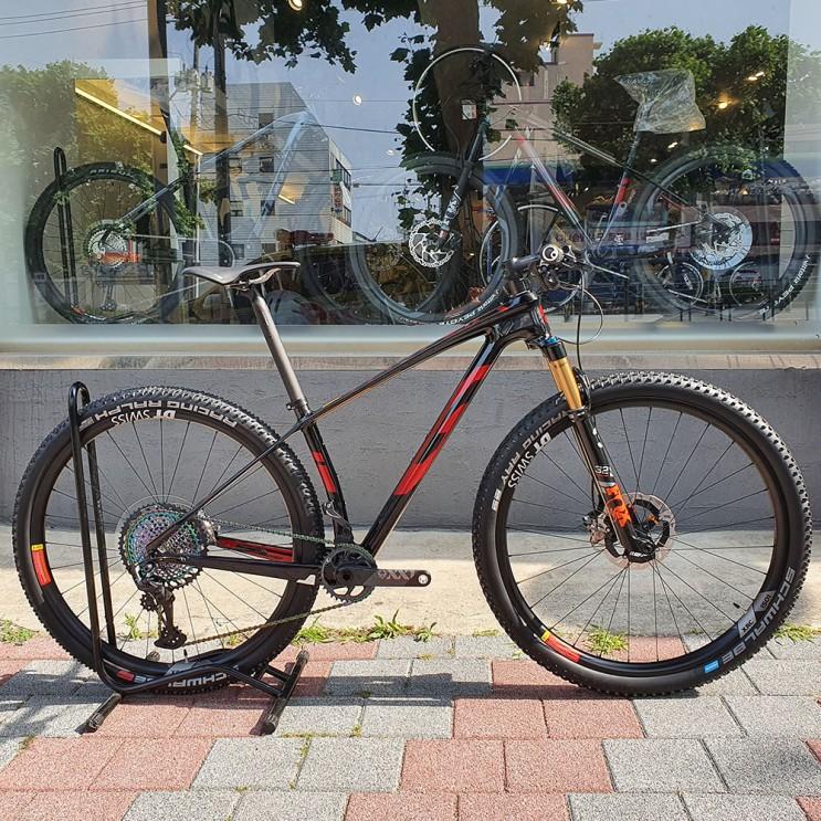 2021 엘파마 판타시아 G29 XX1스램 12단 MTB 시마노 XTR 디티스위스 고급 자전거 추천