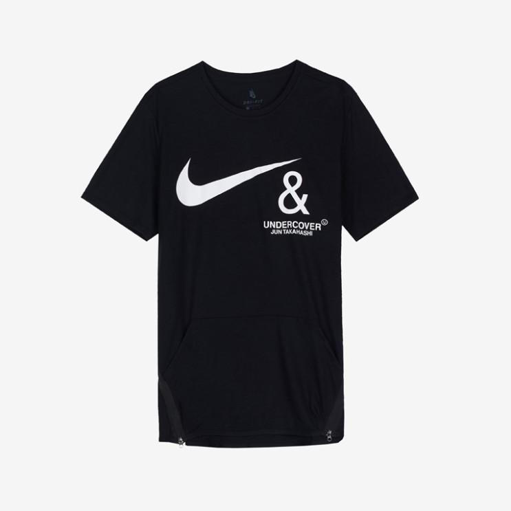 당신만 모르는 나이키 나이키X언더커버 NRG 반팔 블랙 Nike x Undercover Black-White CD7526-010 알앤제이 티셔츠 좋아요