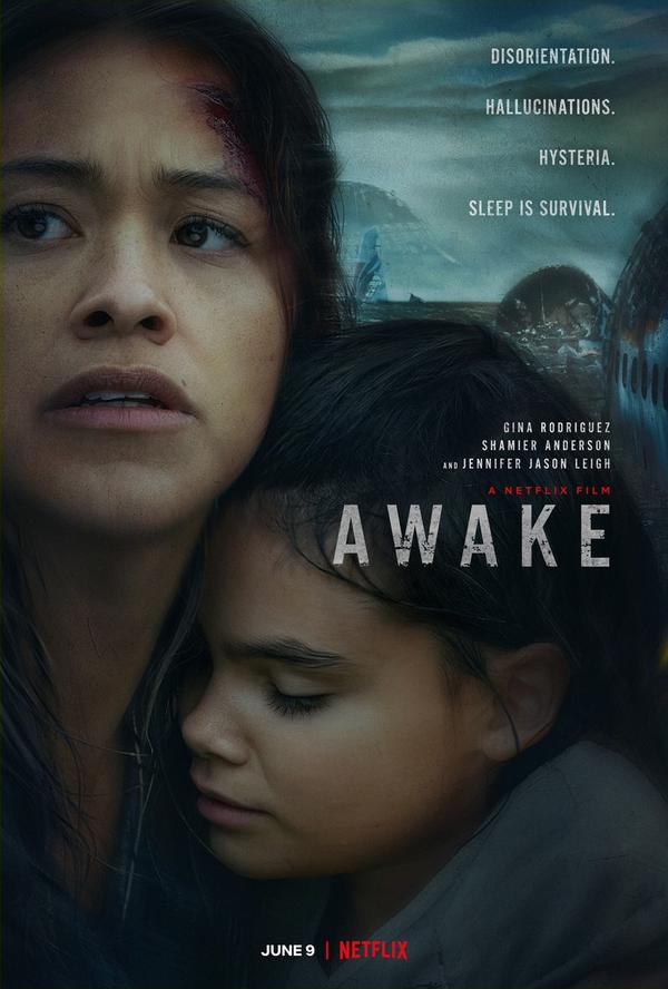 넷플릭스영화, 어웨이크(Awake, 미국, 2021)