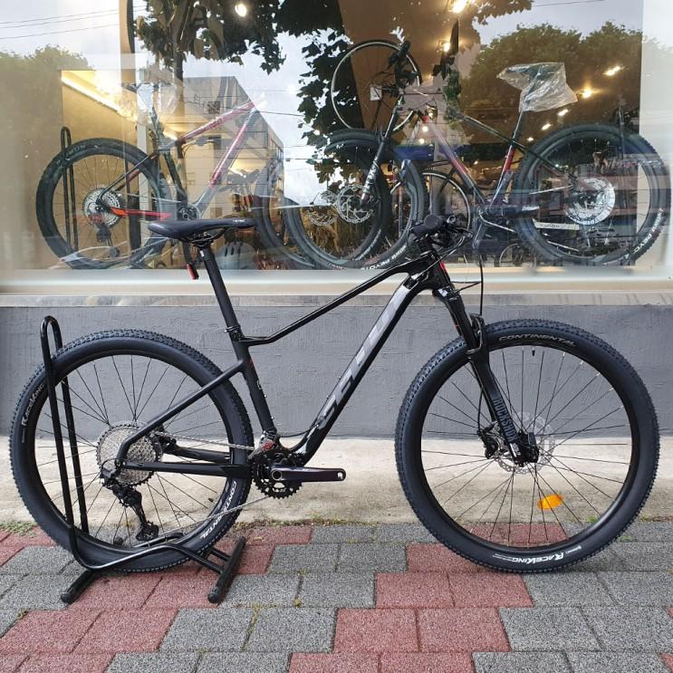 2021 첼로 XC PRO 70 XT 24단 카본 MTB 시마노 XT 락샥 셀레 가성비 입문용 출퇴근 산악 자전거 추천