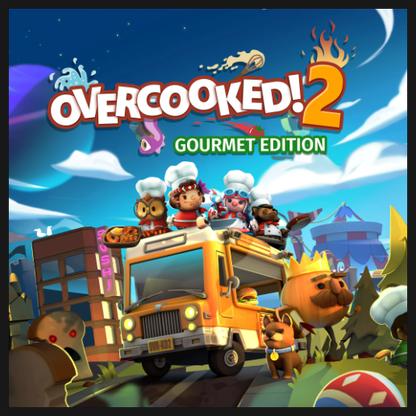 2021년 25주차 에픽게임즈 무료게임(Overcooked! 2)