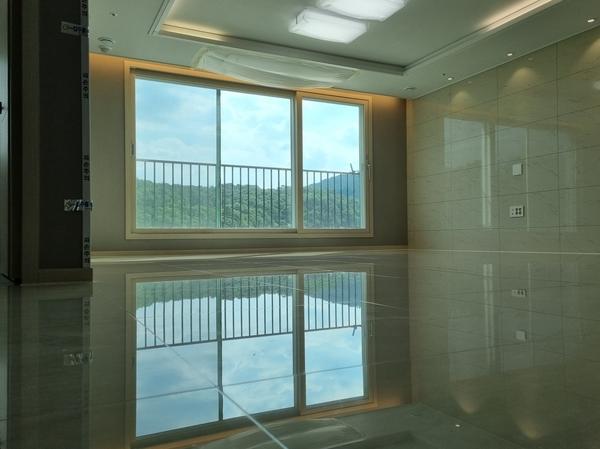 경산청소 하양지구 우미린 더 센트럴 39평