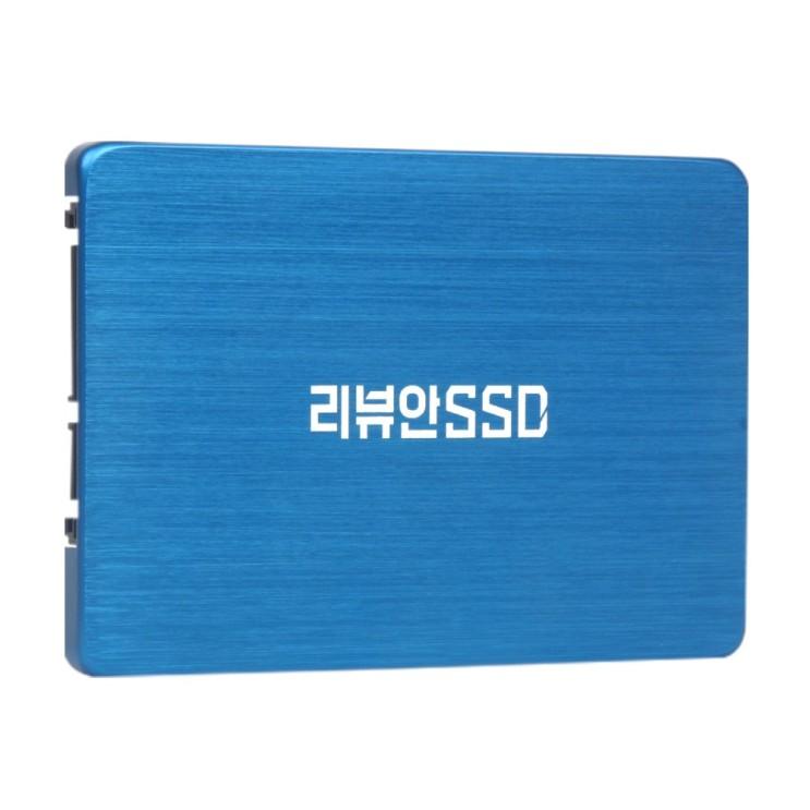 선호도 높은 리뷰안 900G Blue 2.5 SATA SSD, 1TB ···