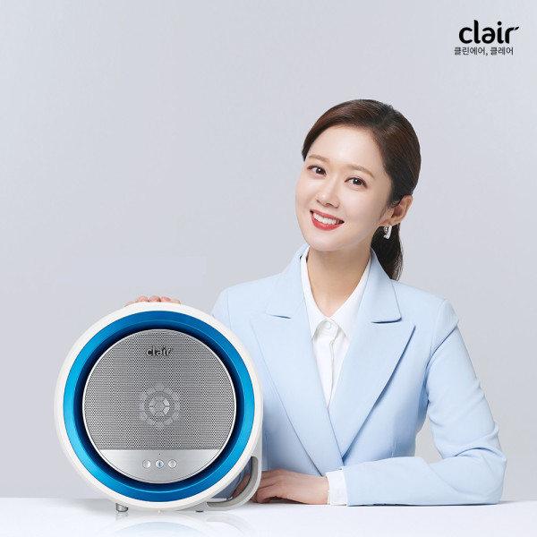 인기 많은 [클레어] [블루] S 스마트 블루투스 공기청정기[SIBF2025], 상세 설명 참조 ···