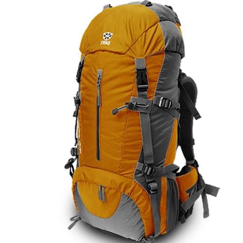 선택고민 해결 그라트 플리겐 등산가방 + 방수커버 랜덤발송, 겨자색 추천해요