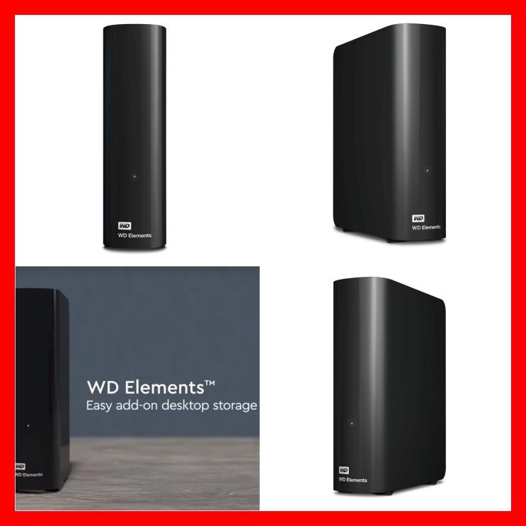 최근 인기있는 WD 이지스토어 HDD 외장하드 디스크 3TB 4TB 6TB 8TB 관부가세 포함 추천해요