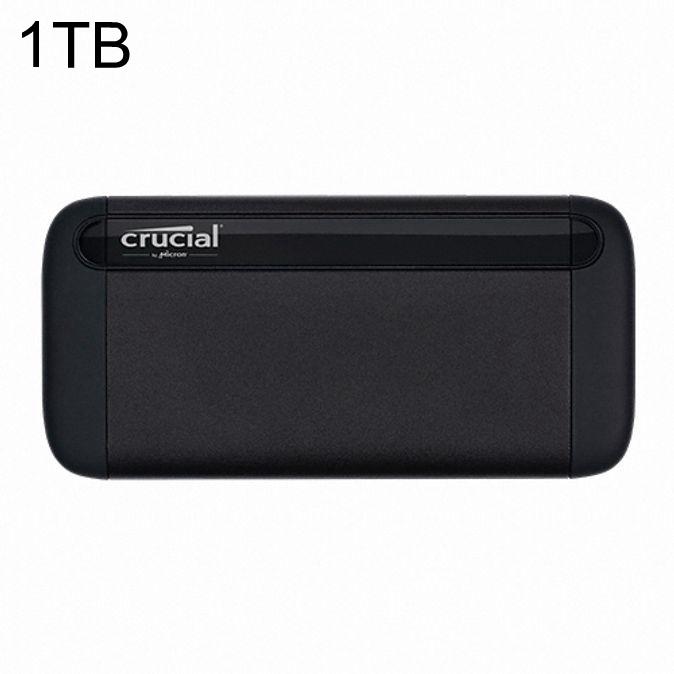 많이 팔린 마이크론 Crucial X8 Portable SSD 대원CTS (1TB) 추천해요