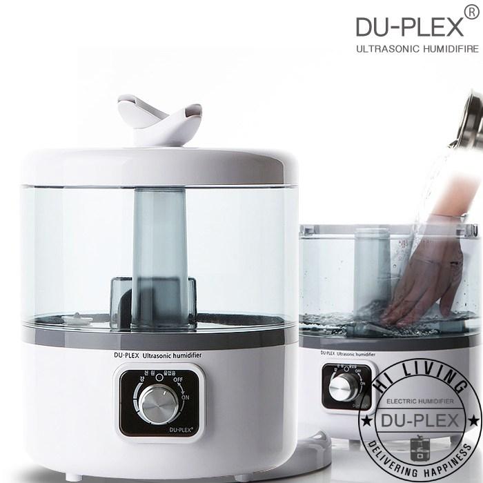 인기 급상승인 듀플렉스 5L 대용량 초음파가습기 상부급수방식 가습기 통세척 듀얼노즐 가습량조절, DP-9990UH(4리터) 좋아요