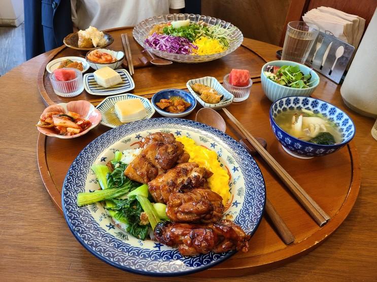 연희동 데이트 일본가정식 맛집 시오, 노아스로스팅 커피까지 완벽 코스