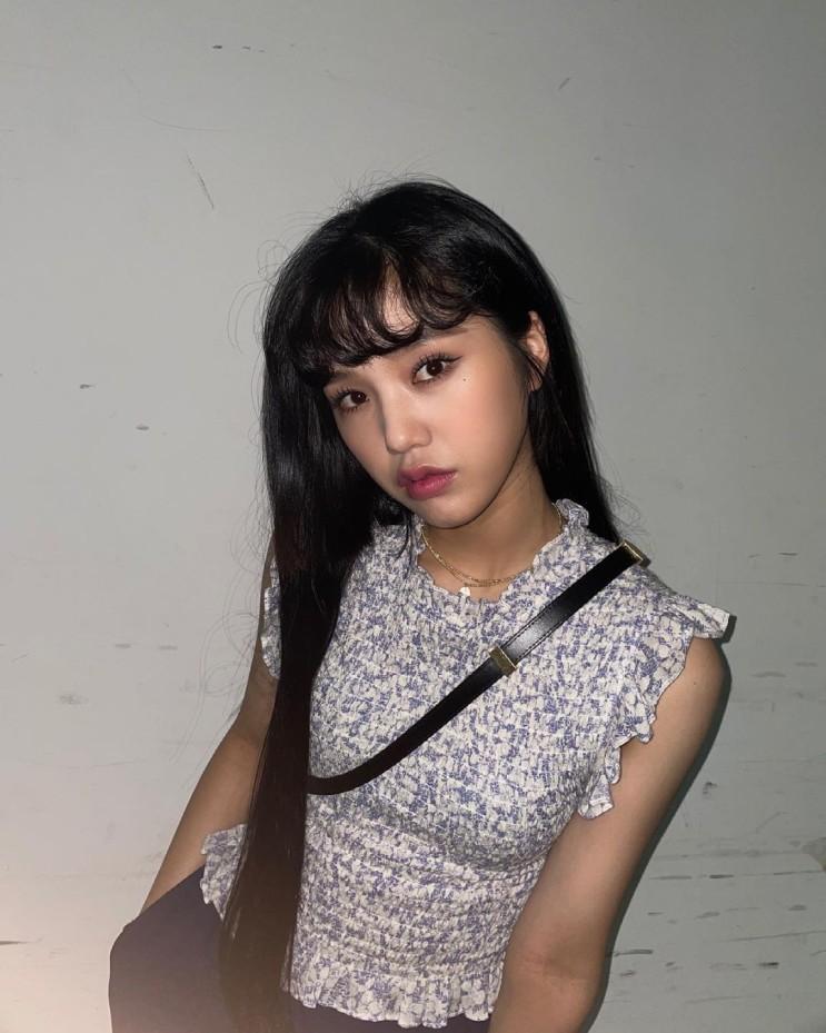 210626 오마이걸 미미 인스타그램