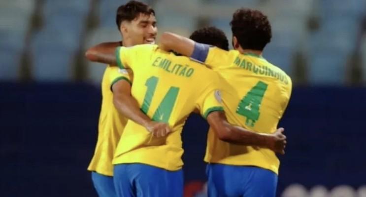 2021 코파아메리카 8강전 페루 vs 파라과이 브라질 vs 칠레