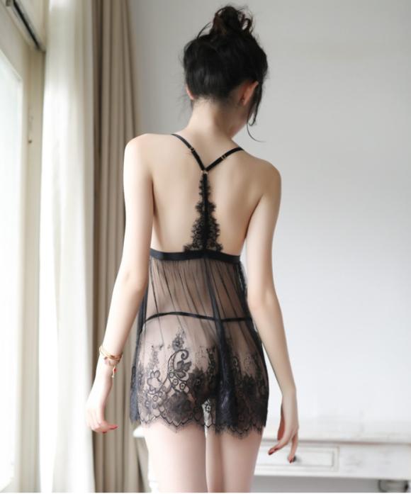 남자친구 안달나게 하는 bj은혜 슬립 란제리 잠옷