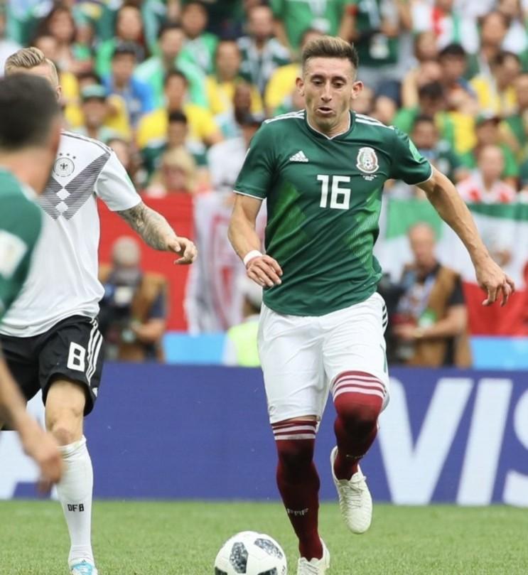 FIFA A매치 친선전 멕시코 나이지리아