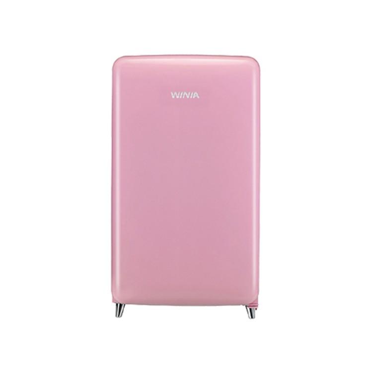 후기가 정말 좋은 위니아딤채 소형 냉장고 칵테일 핑크 118L ERT118CP 방문설치, ERT118CP 핑크 추천합니다