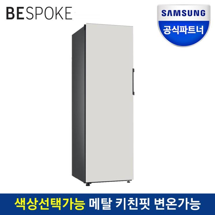 가성비 뛰어난 삼성전자 공식인증점 비스포크 김치냉장고 키친핏 RQ32T7602AP 메탈 오더메이드 스탠드형 좋아요