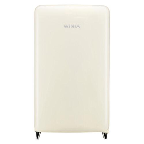 가성비갑 [위니아] 딤채의 기술력! 소형 냉장고 118L ERT118CC 크림 ···