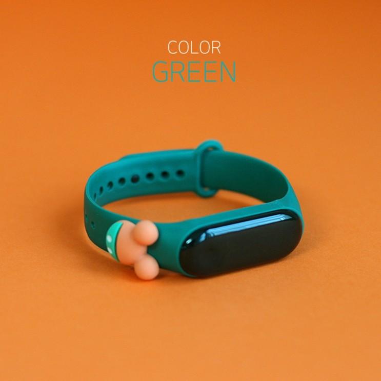 선호도 높은 만보기 시계 만보계 터치 전자시계 방수시계 칼로리 손목 팔찌 다이어트 만보기추천, 02-1.터치전자시계-그린 ···