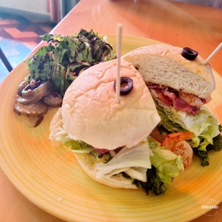 [광교 브런치카페] 분위기 좋고, 맛있는 브런치를 즐길 수 있는 광교 카페거리 맛집 아임홈