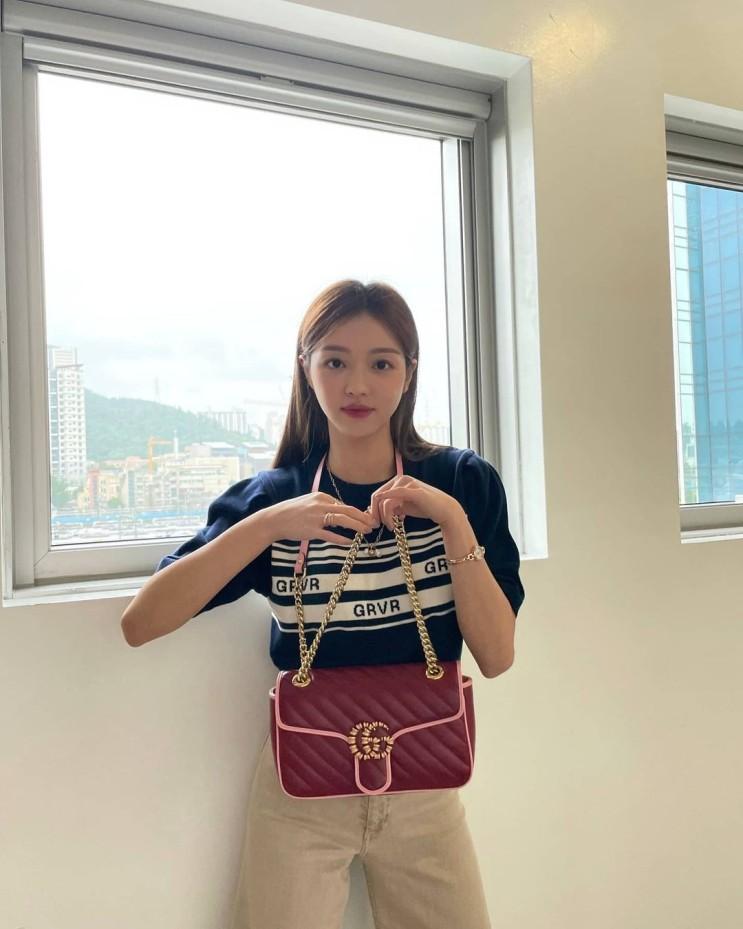 210705 오마이걸 유아 인스타그램