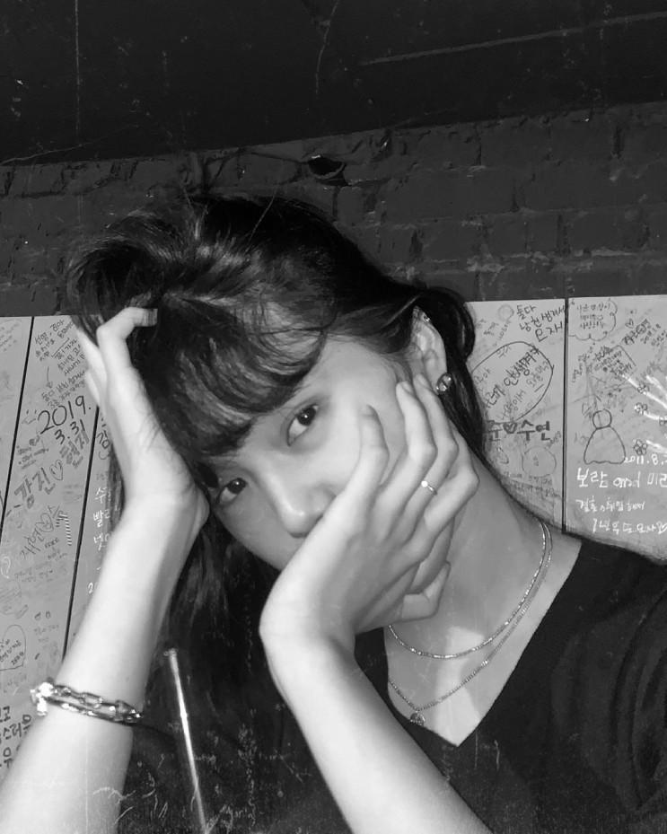 210702 오마이걸 미미 인스타그램