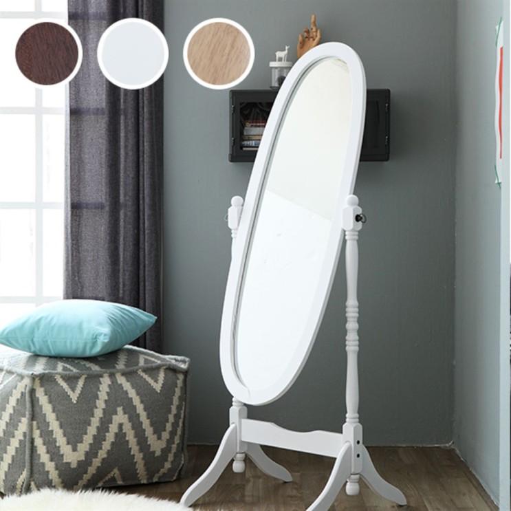 07.09. 초특가핫템 베스트리빙 에센스 원목 거울/전신거울! 너무 귀티나요