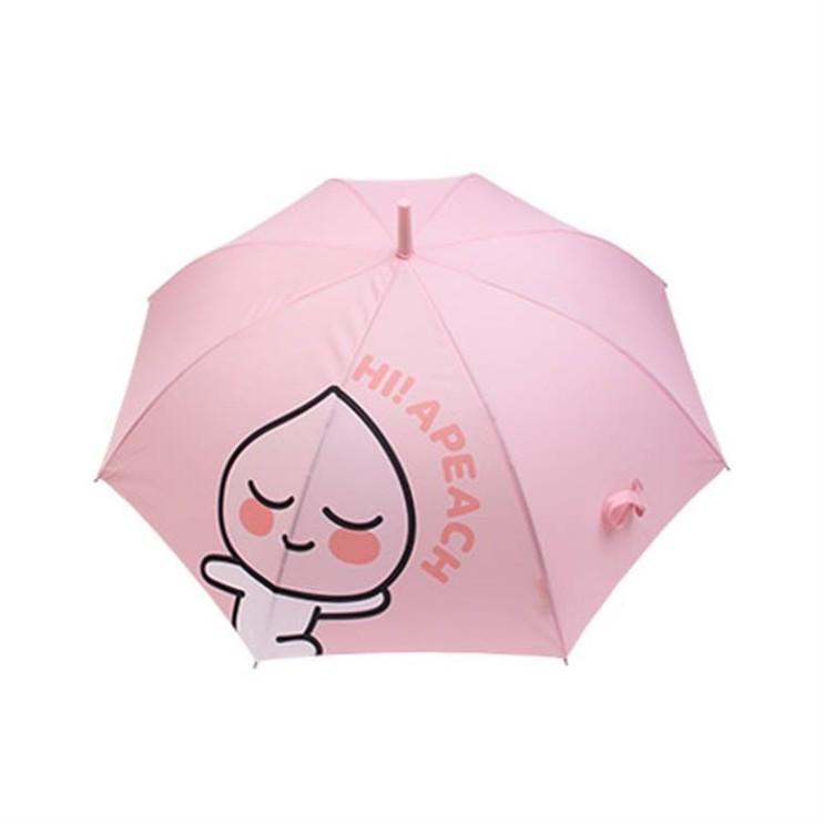 상품 카카오프렌즈 하이프렌즈 우산! 진짜후기입니다!