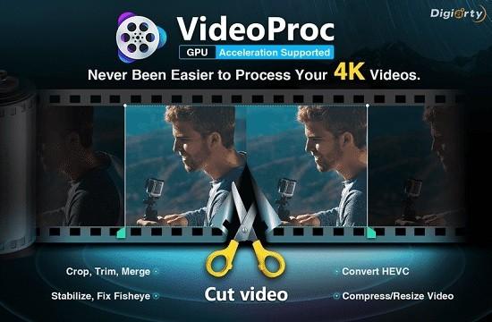 4.2 버전업 4K 동영상 유튜브다운 화면녹화 유료프로그램 비디오프록 한글 다운받는방법 알려드립니다 Videoproc 4.2
